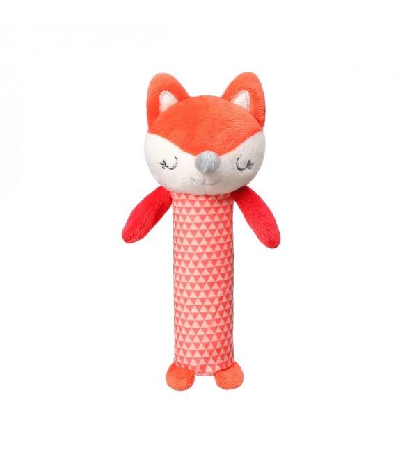 Rotaļlieta ar pīkstuli BabyOno FOX VINCENT 1161 (FC)