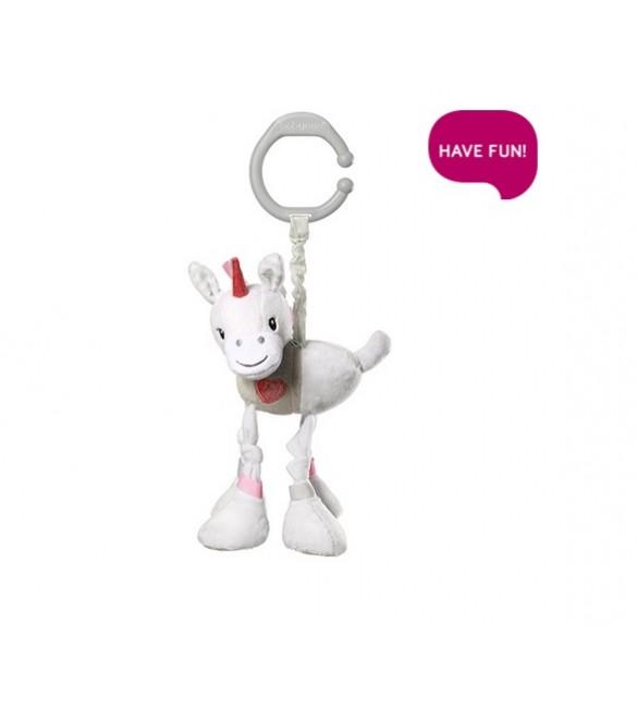 Rotaļlieta ar vibrāciju Vienradzis BabyOno LUCKY 649
