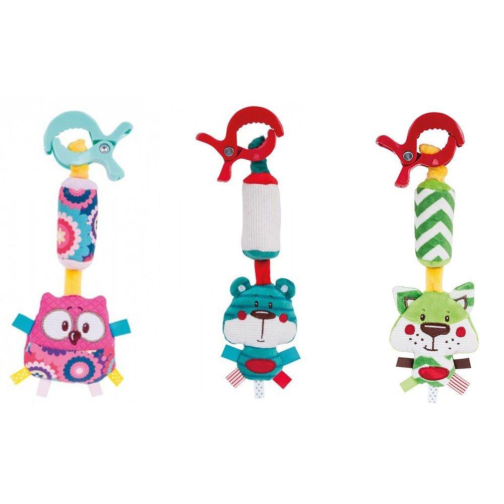Rotaļlieta grābulis Canpol Babies FOREST FRIENDS 043