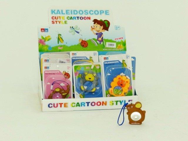 Rotaļlieta-kaleidoskops ZR9015A-3