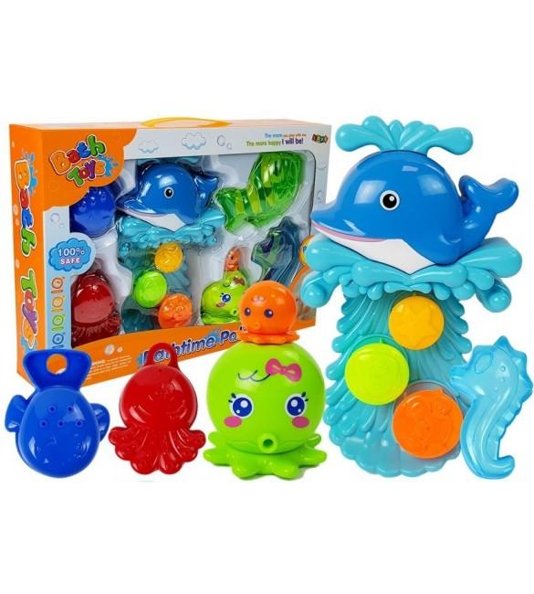 Rotaļlieta vannai DOLPHIN 84228