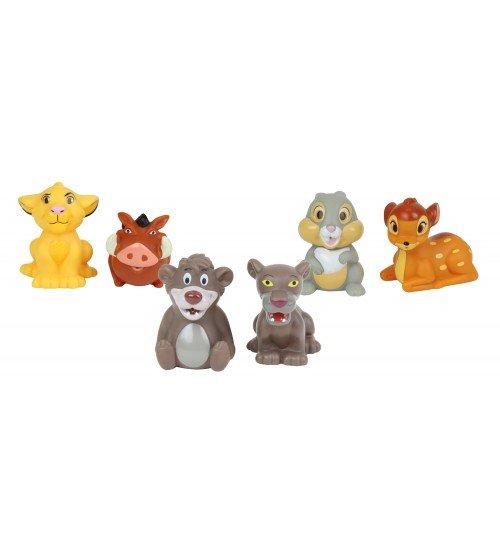 Rotaļlieta vannai Dzīvnieki Lena L65524