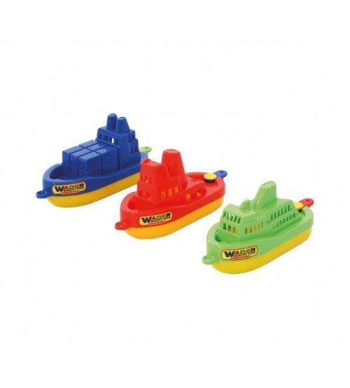 Rotaļlieta vannai Kuģis PL41210