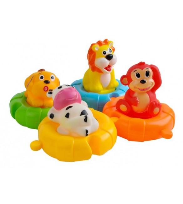 Rotaļlietas vannai 6102