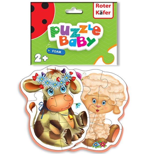 Roter Käfer Baby Puzzle Bērnu puzzle Mājinieku mīluļi
