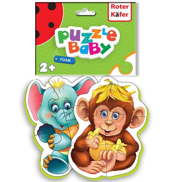Roter Käfer Baby Puzzle Bērnu puzzle Zoo