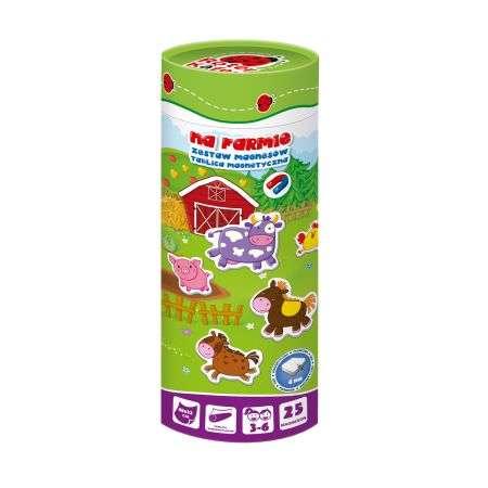 Roter Käfer Magnētiskās puzles Farme