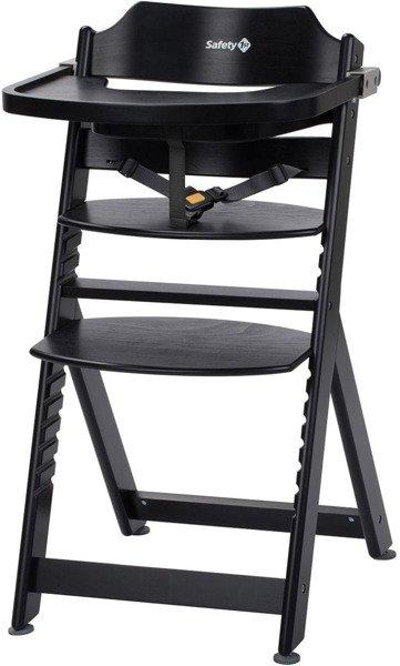 Safety 1st Timba Deep Black 3in1 Barošanas krēsliņš