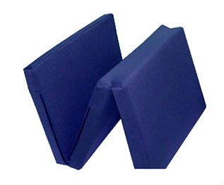 Saliekams matracis paralona 120 x 60 cm + soma uzglabāšanai, dažādas krāsas DANPOL