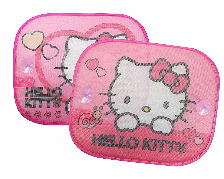 Saules aizsargs autostiklam Disney Hello Kitty 2 gab.