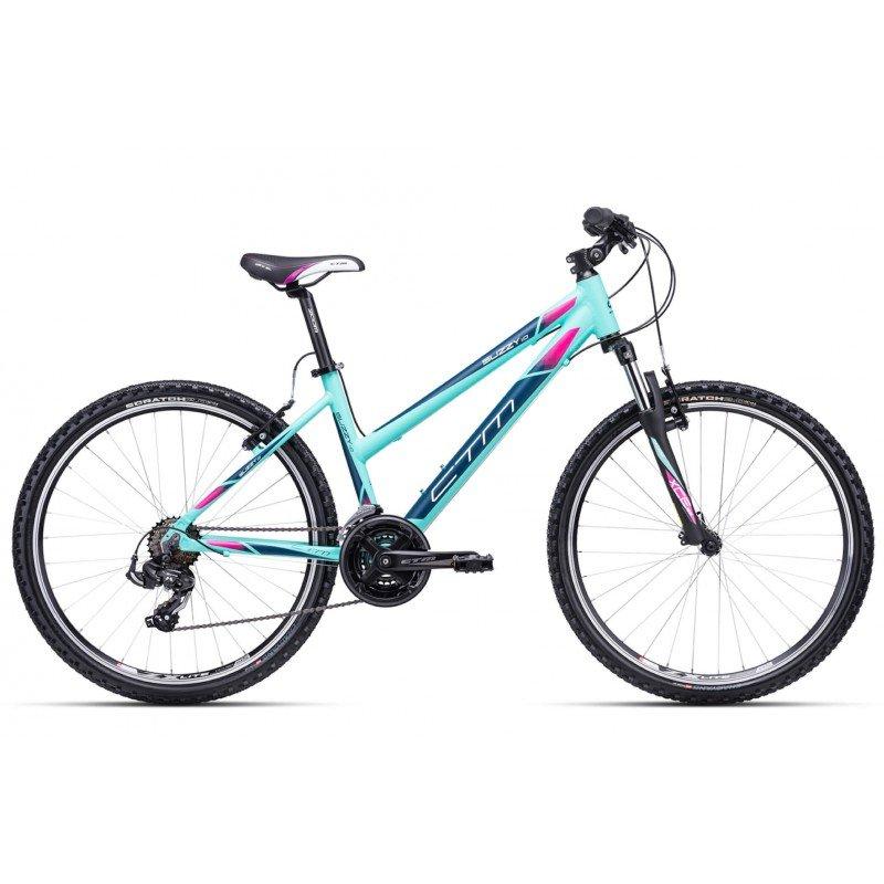 """Sieviešu velosipēds CTM MTB Suzzy 1.0 26"""""""