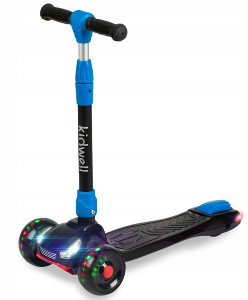 Skrejritenis Kidwell RACE Balance Kick Blue
