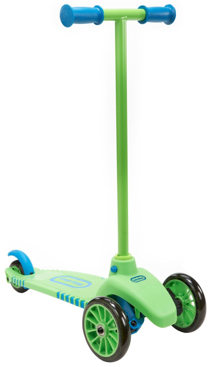 Skrejritenis Little Tikes Lean To Turn green/blue