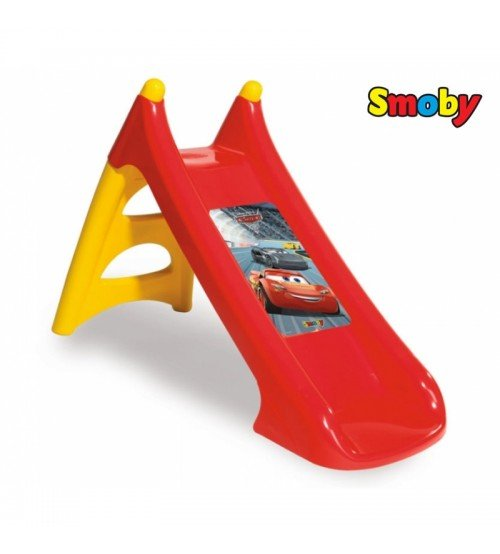 Slidkalniņš bērniem SMOBY XS Cars ar Anti UV 820613