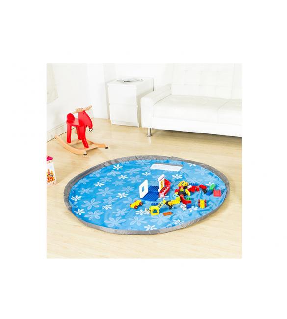 Spēļu paklājiņš-maiss rotaļlietām MM75