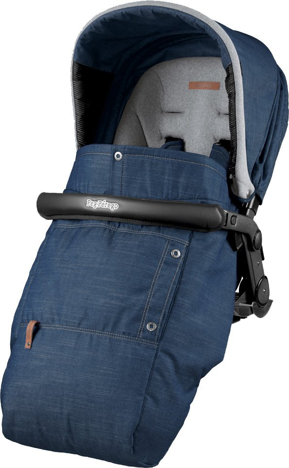 Sporta daļa PEG-PEREGO Seat Pop Up Urban Denim IS03300062JN41TX73