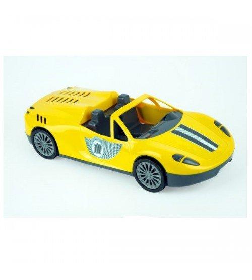 Sporta mašīna kabriolets plastamasa 41 cm Mochtoys 11161