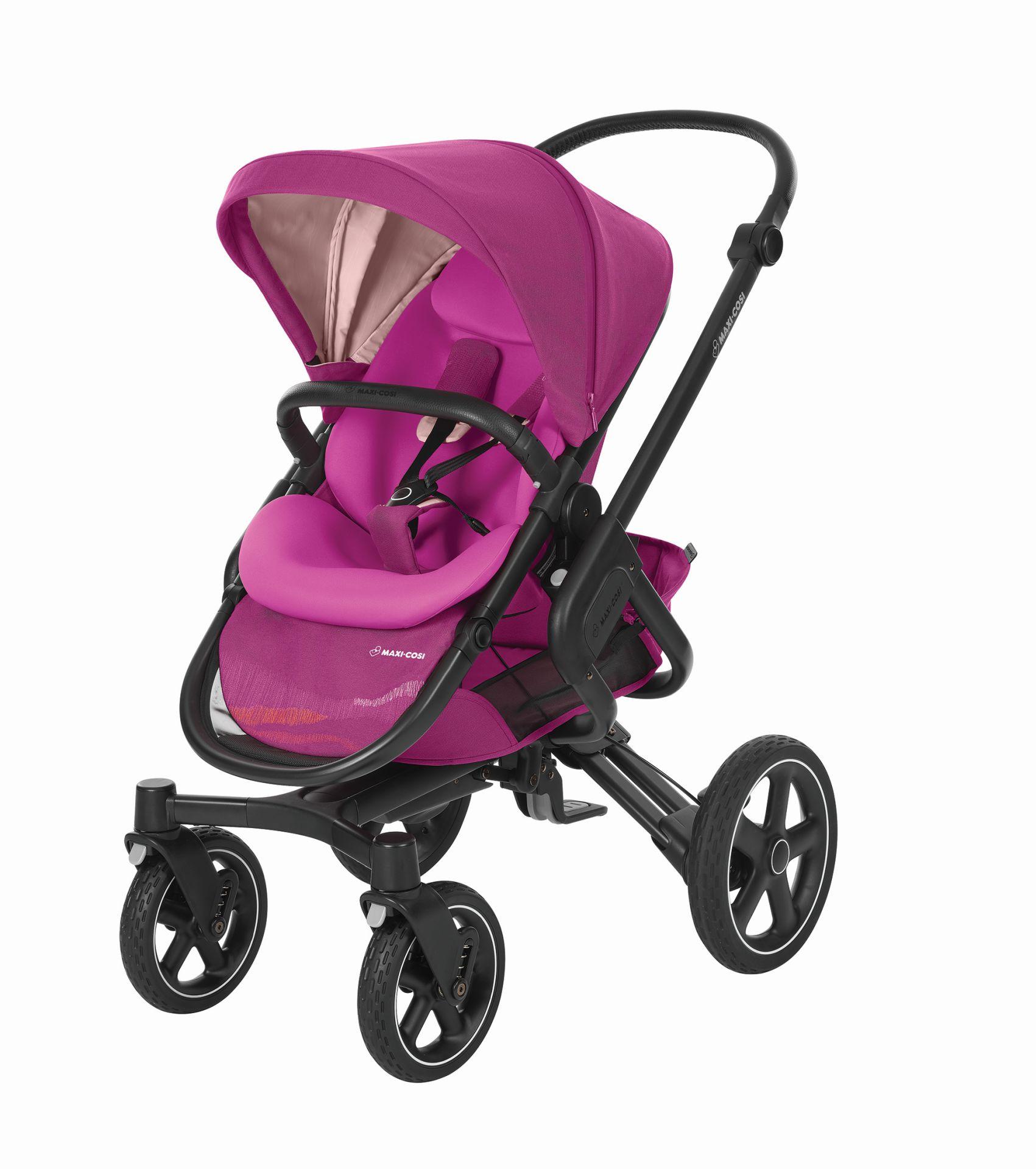 MAXI-COSI Nova 4 Frequency Pink Sporta rati