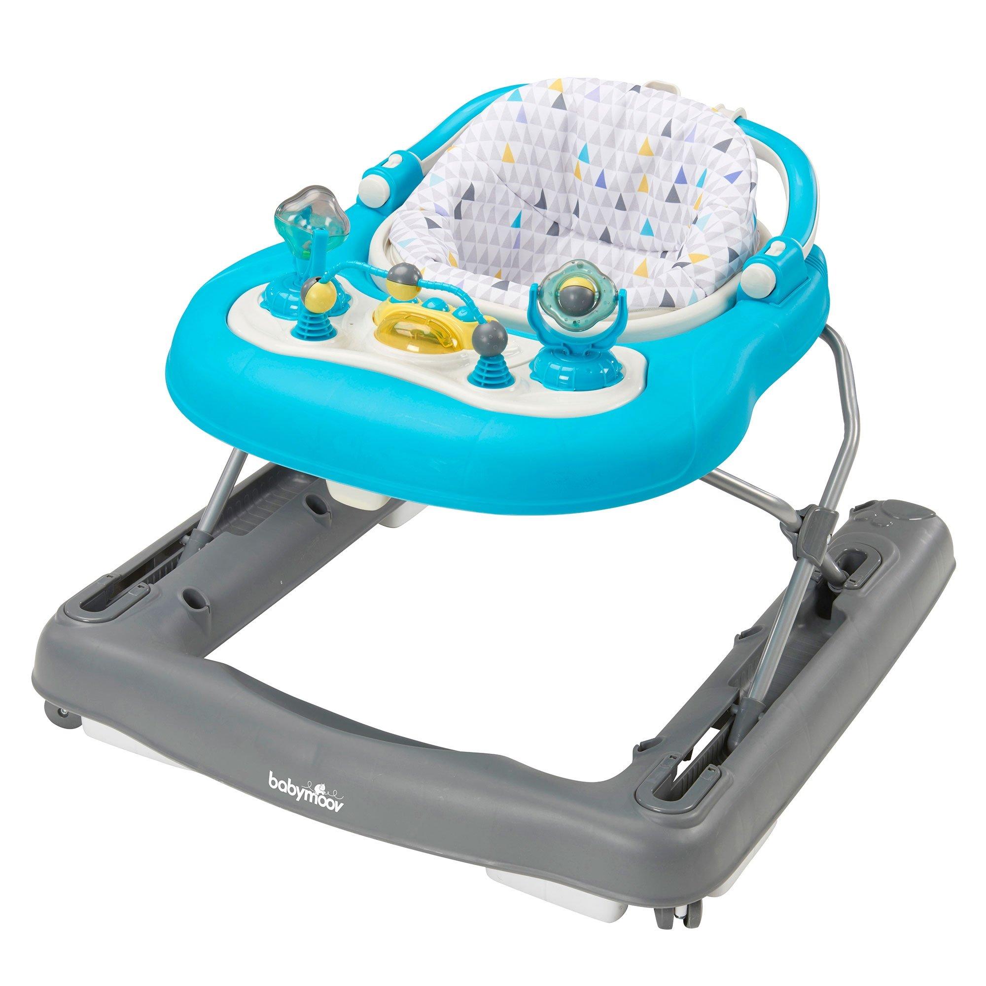 Staigulis Babymoov Baby walker 2 in 1 petrol A040007