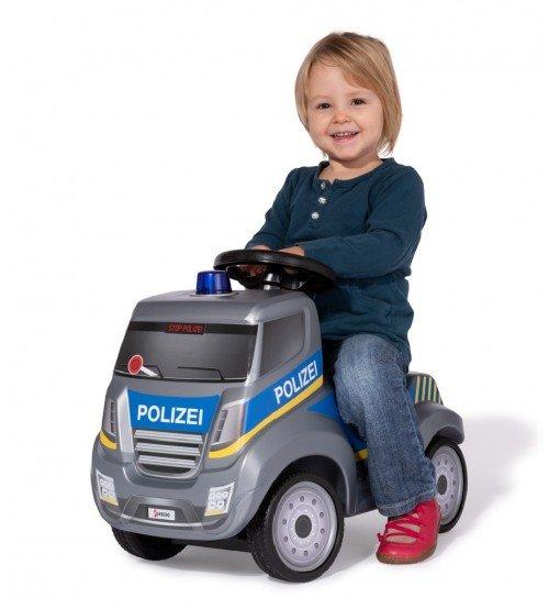 Stumjamā Mašīna ar signālu Policija Ferbedo Truck Polzei 171101