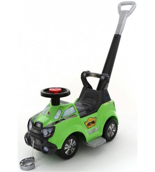 Stumjamā mašīna ar skaņu ar rokturi un kāju balstu Sokol PL48165
