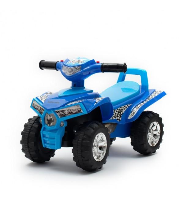 Stumjamā Mašīna Baby Mix QUAD blue 38077