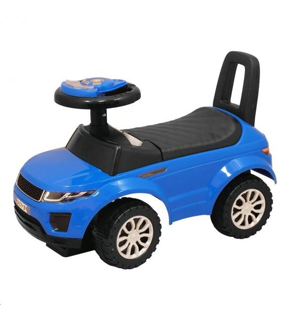 Stumjamā Mašīna Baby Mix SUV blue 44410