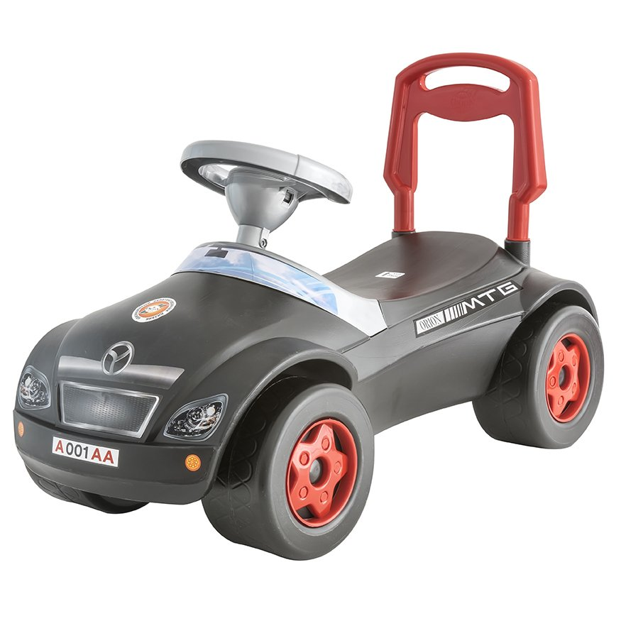 Stumjamā Mašīna ORION TOYS Mercedes black