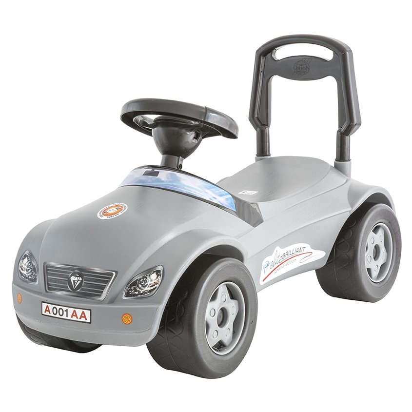 Stumjamā Mašīna ORION TOYS Mercedes grey