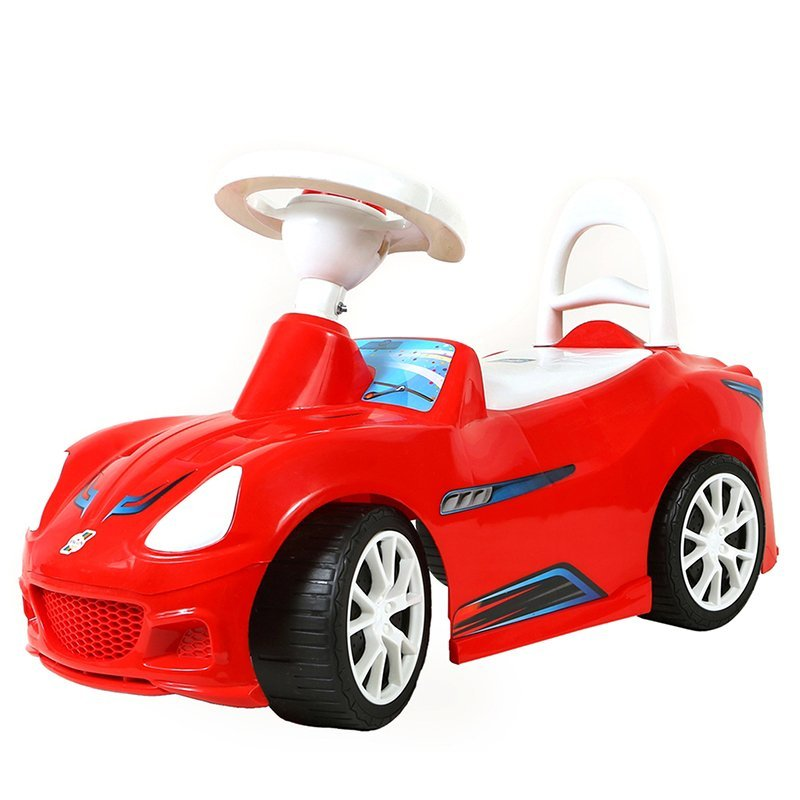 Stumjamā Mašīna ORION TOYS Sport car red