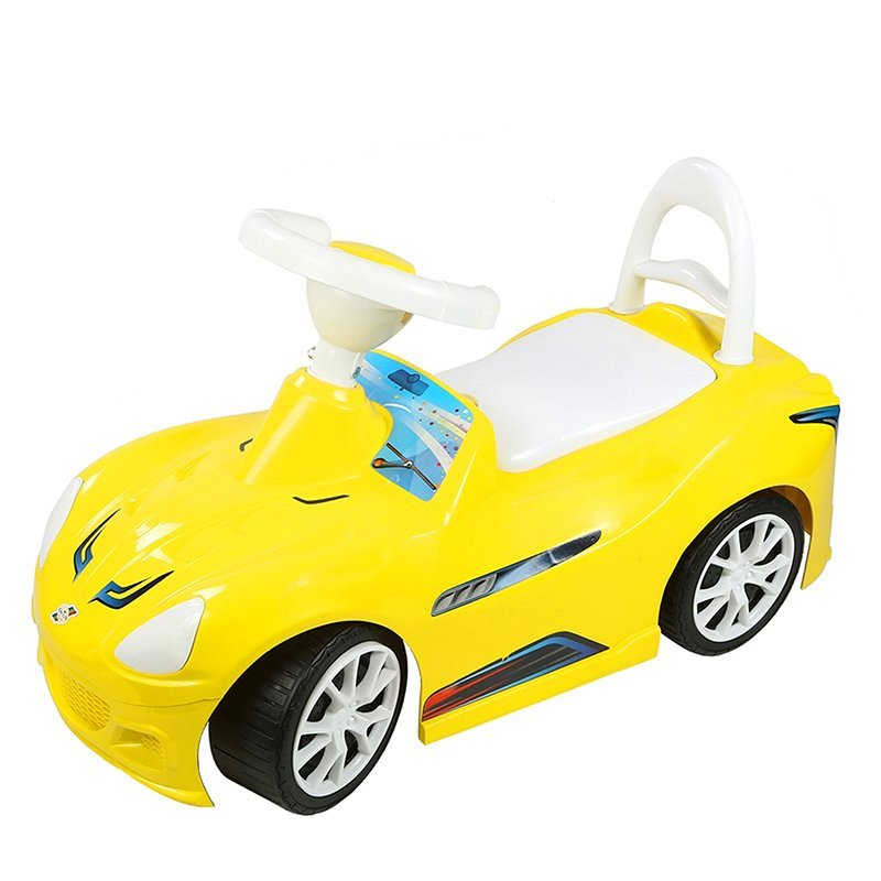 Stumjamā Mašīna ORION TOYS Sport car yellow