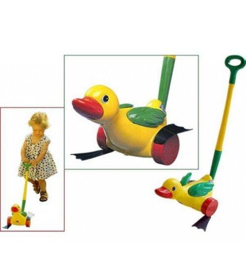Stumjamā plastmasas rotaļlieta ar kociņu 80cm - Pīle PL7925