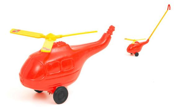 Stumjamā rotaļlieta Helikopters SUCHANEK 015