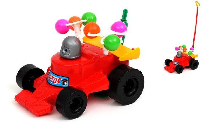 Stumjamā rotaļlieta Mašīna LOTUS SUCHANEK 091