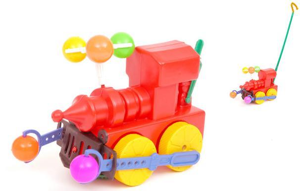 Stumjamā rotaļlieta Vilcieniņš SUCHANEK 107