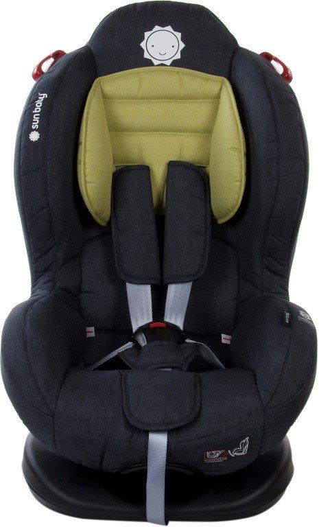 SUNBABY Isofix olive Bērnu autokrēsls 9-25 kg B06.004.1.1