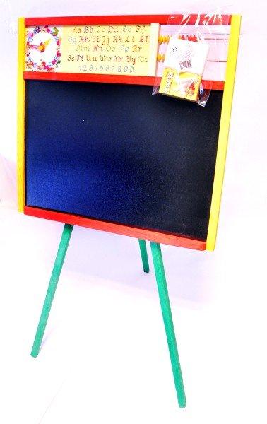Tāfele krāsainā + ALFABĒTS 4385