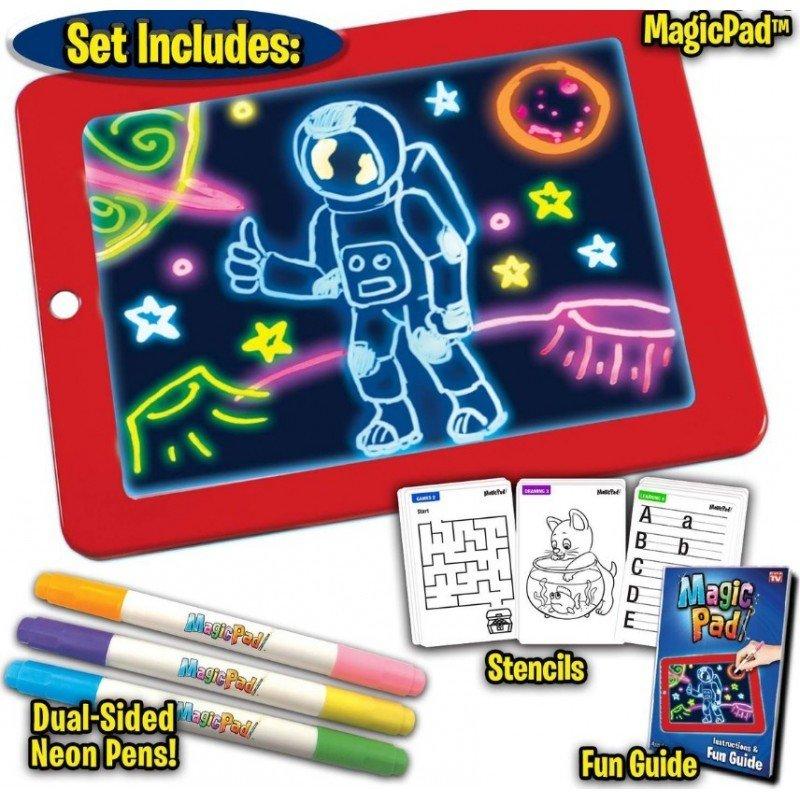 Tāfele planšete zīmēšanai Magic Pad