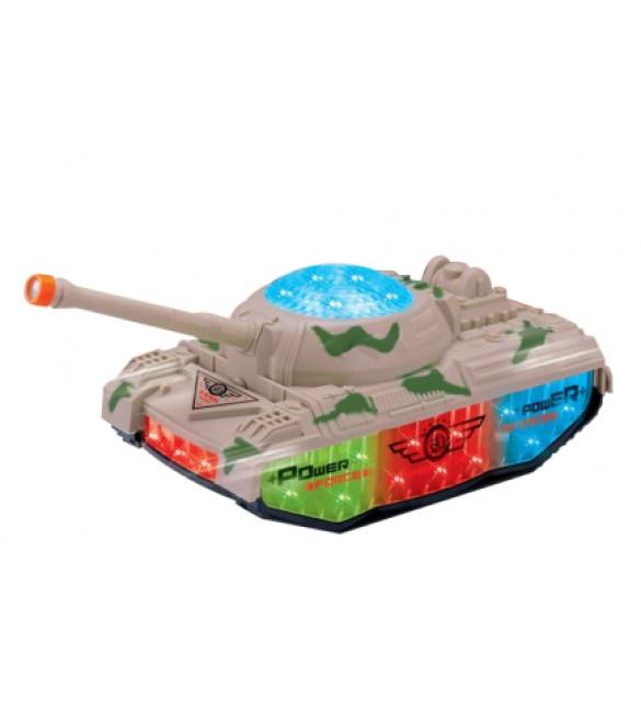 Tanks B&G ar skaņu un gaismu 7096503