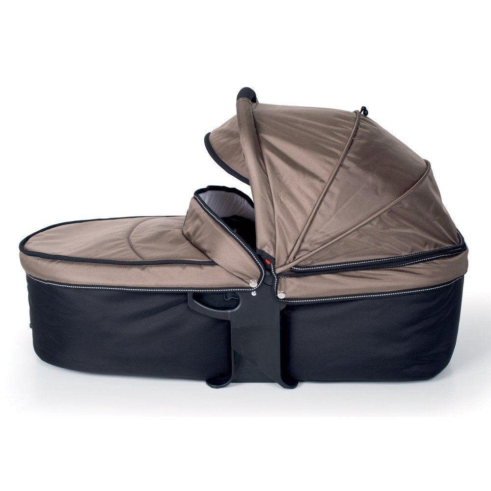 TFK Quickfix Carrycot for Joggster and Buggster Carbo/Mud Kulba