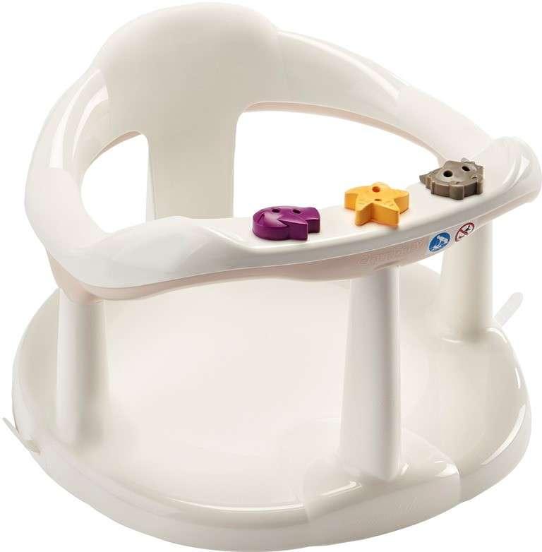 Thermobaby Aquababy Beige/White vannu krēsliņš