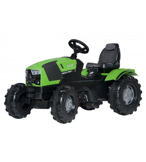 Traktors ar pedāļiem  Rolly Toys rollyFarmtrac 5120 Deutz-Fahr 601240