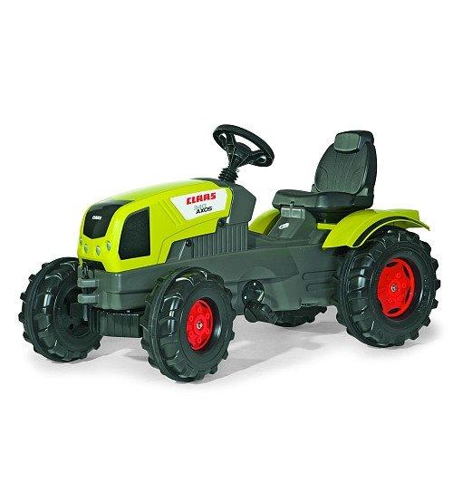 Traktors ar pedāļiem Rolly Toys rollyFarmtrac Axos 601042