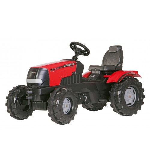 Traktors ar pedāļiem Rolly Toys rollyFarmtrac Case Puma CVX 240 601059