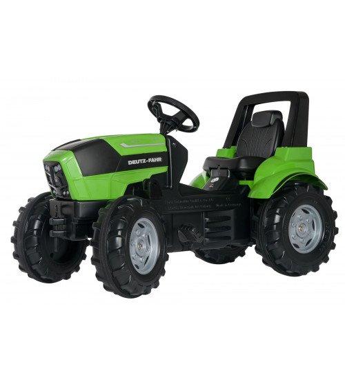 Traktors ar pedāļiem Rolly Toys RollyFarmtrac Deutz Agrotron 7250TTV 700035