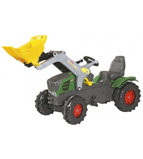 Traktors ar pedāļiem Rolly Toys rollyFarmtrac Fendt Vario 211 340  (3 - 8 gadiem ) 611058