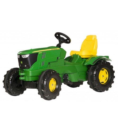 Traktors ar pedāļiem Rolly Toys RollyFarmtrac John Deere 6210R 601066