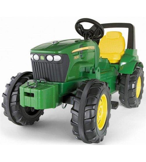 Traktors ar pedāļiem Rolly Toys rollyFarmtrac John Deere 7930 (3 - 8 gadiem) 700028