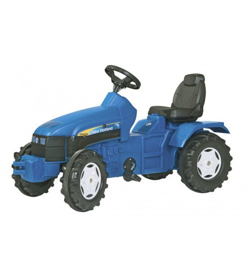Traktors ar pedāļiem Rolly Toys RollyFarmtrac New Holand TD5050 036219