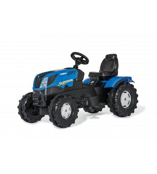 Traktors ar pedāļiem Rolly Toys rollyFarmtrac New Holland (3 - 8 gadiem) 601295